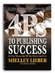 4 Ps to Publishing Success